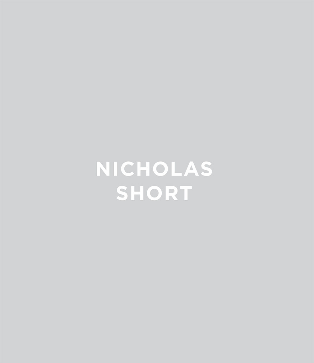 NICHOLAS SHORT